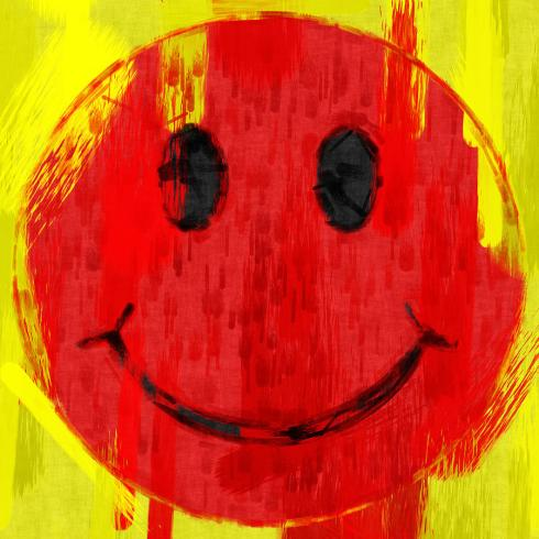red-smiley-face-abstract-david-g-paul